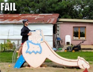 15 Funny and Inappropriate Playgrounds