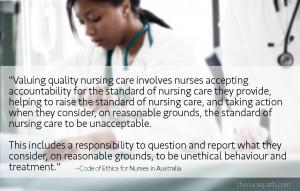 Nursing Ethics and Quality