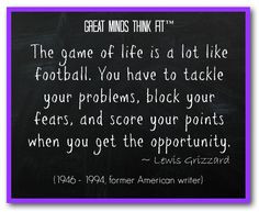 Famous Quotes Notre Dame Football Coaches ~ Football Coach Quotes on ...