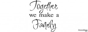 Quotes About Family Facebook Covers