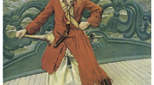 Pirate Captain Keitt was famous for capturing the ship known as the ...