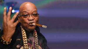 Jacob Zuma - 99 problems but Nkandla ain't one