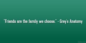 Grey's Anatomy Friendship Quotes