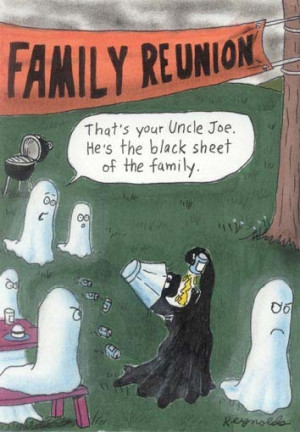 Funny eCards and Funny Pics: Funny Ghost Halloween Pic - Funny ...