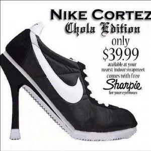 nike #cortez #nikecortez #chola #edition #lol