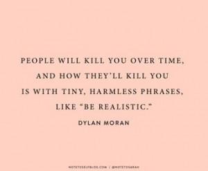 Dylan Moran #quote