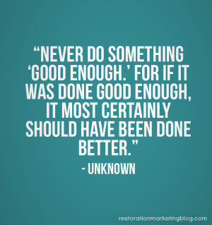 Quotes About Good Business