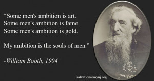 Classic William Booth quote for #ThrowbackThursday! #tbt Pin if you ...