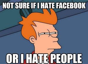 Hate People