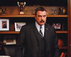 Tom Selleck as Commissioner Reagan