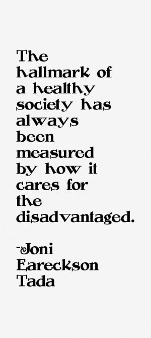 Joni Eareckson Tada Quotes & Sayings