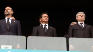 Images Description President Barack Obama With Stephen Harper And ...