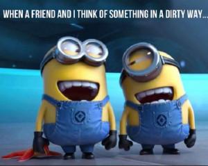 Dirty Joke Minions