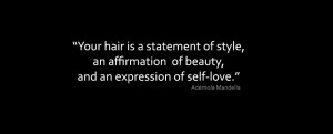 quotes about natural hair | Organic natural hair products, salon ...