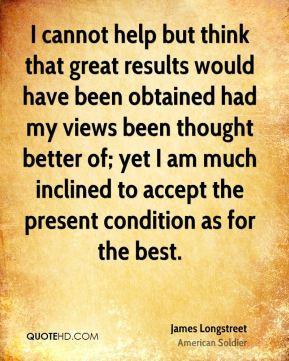 James Longstreet Quotes
