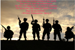 Army Brothers Quotes Military quote
