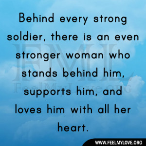 Army Love Quotes About Him
