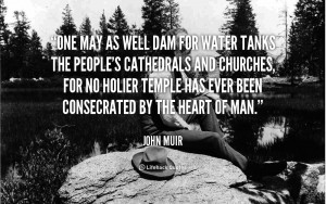 John Muir Quotes About Mountains