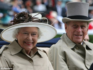 Prince of gaffes: The Duke of Edinburgh has become infamous for his ...