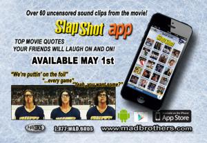 SlapShot app