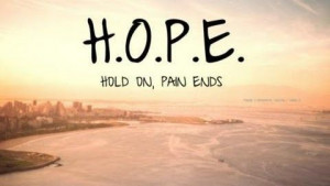 Inspirational Quotes Hope...