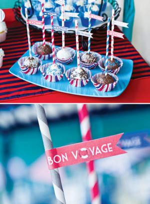 Bon Voyage cake pops