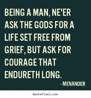 ... menander more life quotes success quotes friendship quotes love quotes