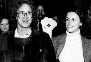 Bill Ayers and Bernadine Dohrn in 1980.
