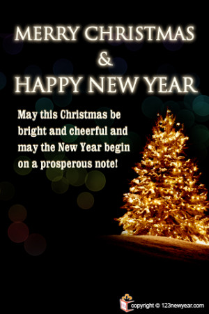 Happy and Prosperous New Year Quotes