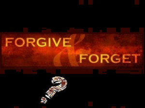 am going to share a few forgiveness quotes, which might help trigger ...