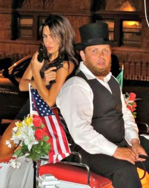 Sarah Shahi & Kevin Chapman, CBS' Person of Interest.: Sarahshahi ...