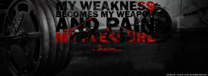 ... motivational, pain, quote, quotes for guys, weakness, workout, quotes