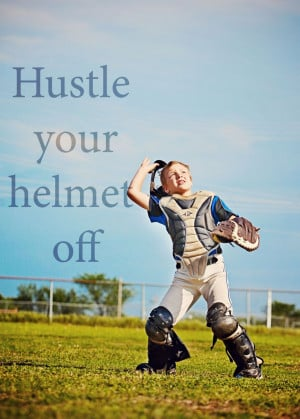 ... THIS! (said the mamma of a little catcher!) Little league baseball