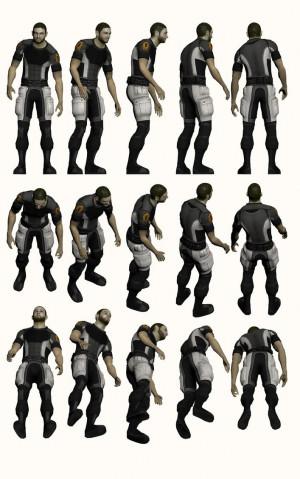 Mass Effect 2, Jeff