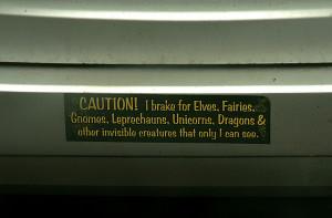 Car Sticker Quote 05