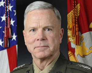 Commandant of United States Marine Corps Calls For Arming All On Duty ...