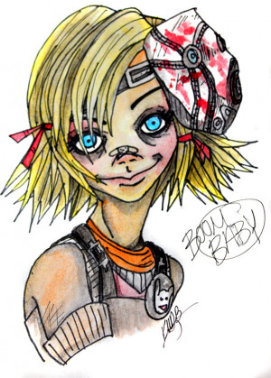 Borderlands 2: Tiny Tina BOOM BABY by OperatorJuiz on deviantART