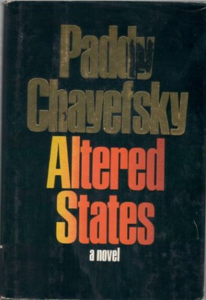 """Start by marking """"Altered States"""" as Want to Read:"""