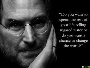 Steve Job- quote