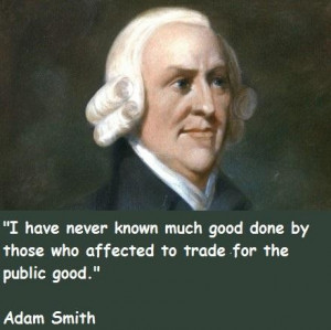 Adam smith famous quotes 3