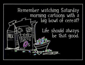 ... Funny Pictures // Tags: Remember watching Saturday morning cartoons