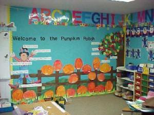 Welcome to the Pumpkin Patch @ KinderKorner.com