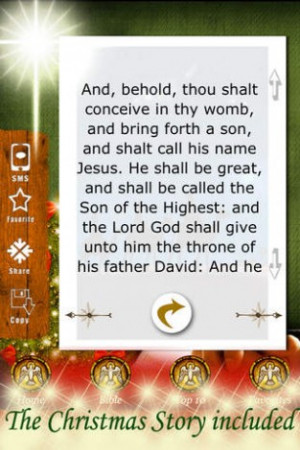 bigger - Bible Christmas Quotes - Christian Verses for the Holiday ...
