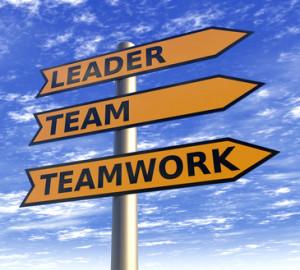Leader Team Teamwork.