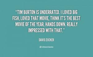 Big Fish Tim Burton Quotes