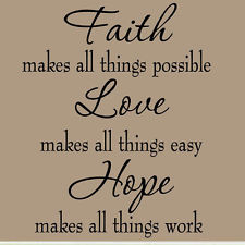 Quotes About Love and Faith