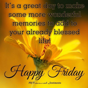 Happy Friday Quotes Glitters