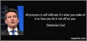 More Sebastian Coe Quotes