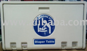 View Product Details: Baby Diaper Changing Station