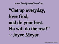 ... quotespictur gods quotes faith joycemeyer quotes joyce meyer rest